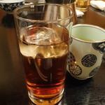 丸安 - ☆ウーロン茶で乾杯(^^ゞ☆
