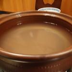 丸安 - ☆お出汁を温めていきましょう☆