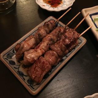 すみ家 - 甘めのタレが美味しい焼鳥