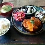 みくり食堂 - 今日の定食1100円