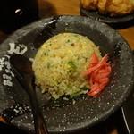清正 - ミニ焼き飯 ※2015年12月