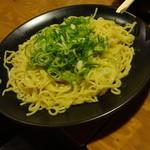 清正 - こちらは中太麺 ※2015年12月