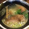 麺場 浜虎 - 料理写真:塩鶏そば