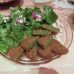 ミシュミシュ - 野菜だらけのコロッケ