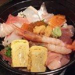 築地伊勢や 魚禅 - 海鮮丼