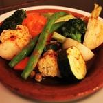 モロッコ風野菜の煮込み