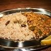 ウィズ ビア ラブ ア ポコ - 料理写真:登り鯛カレー(オクラとチキンのレモンキーマ) FIRE