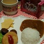 和食と甘味かんざし - お腹すくやろぉ~??
