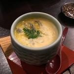 45914904 - ブルーチーズ茶碗蒸し