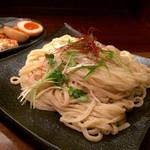 麺家 半蔵 - 伊勢海老つけ麺 大盛