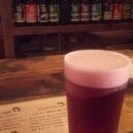 45917950 - 1503_バンケット_紫いもビール