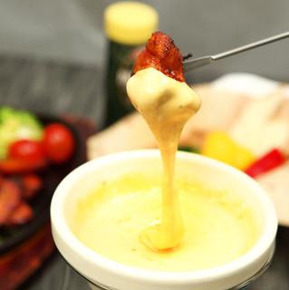 TAK CAFE - とろ~りチーズがチキンと相性抜群!