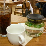 meal MUJI - 珈琲とハーブティ