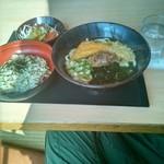 梅の家 - 650円高菜飯定食