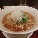 45919176 - 夜 至福のスープ蕎麦