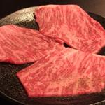 京松蘭 - 料理写真:ロース