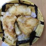 お弁当 どんどん - 料理写真:天丼・460円