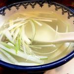 味太助 - 牛テールスープ