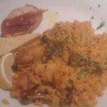 4592140 - 鶏肉と野菜のパエリア