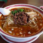 福来苑 - 冷やし坦々麺