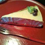 茶房こでまり - キャラメルレアチーズケーキ 440円
