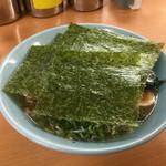 極楽汁麺 らすた - らすた麺
