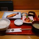 45921935 - 焼き魚定食