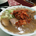 オーモリラーメン - キムチラーメン ¥800