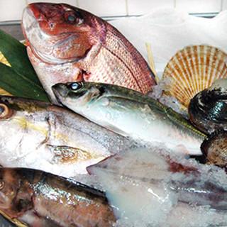 【築地直送のこだわり鮮魚】毎月変わる今月の鮮魚