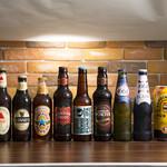 Cafe&Bar DEUR - 世界のビール集合