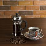 Cafe&Bar DEUR - フレンチプレス