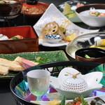 憩いの料亭 白竜湖 - 料理写真: