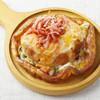 チーズコロッケパンケーキ