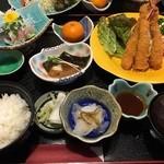 Banshou - エビフライ定食