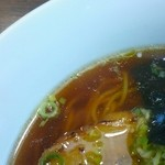 麺侍どらぁご - スープ