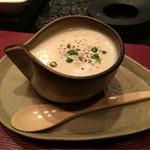 45928281 - 馬鈴薯のスープ