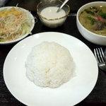 タイ料理 パヤオ -