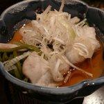 八塩 - 2007.07 茶そば