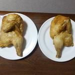 千金亭 - 料理写真:鶏のから揚げ