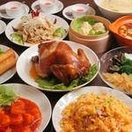 中華料理 瑩家 - 瑩家おススメコース