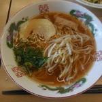 博多金龍 - 鶏ガラ醤油ラーメン ¥460-
