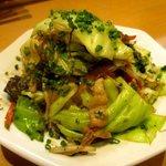 彩蓮 - 野菜炒め!(2015,12/26)