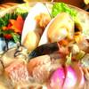 巌廻 - 料理写真:魚貝がたっぷりのお鍋