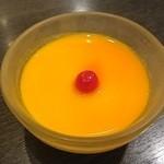 中国料理 桃翠 - マンゴープリン