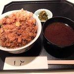 45938170 - 天ぷら 天一 「かき揚げ天丼」