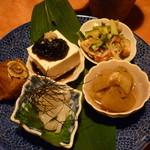 うろん江口 - 旬菜5趣