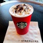 スターバックス・コーヒー - チョコラティ クランブル ココ!(2015,12/27)
