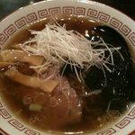 風風食堂 - 醤油ラーメン ¥580