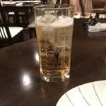 風和利 - 梅酒 550円