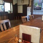 浅田 - 相席用テーブル
